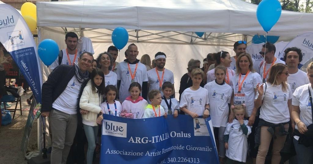 PROGETTO UVEITE: corri contro la cecità -ARG-ITALIA Onlus