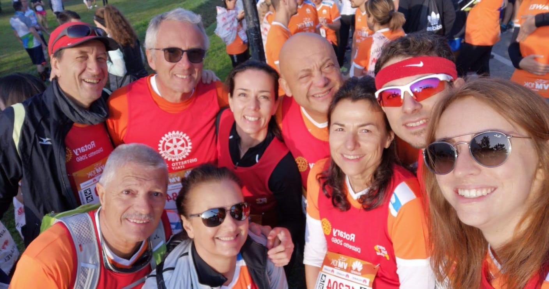 Run to End Polio #VM2019-Progetto Rotary – Distretto 2060 – ONLUS