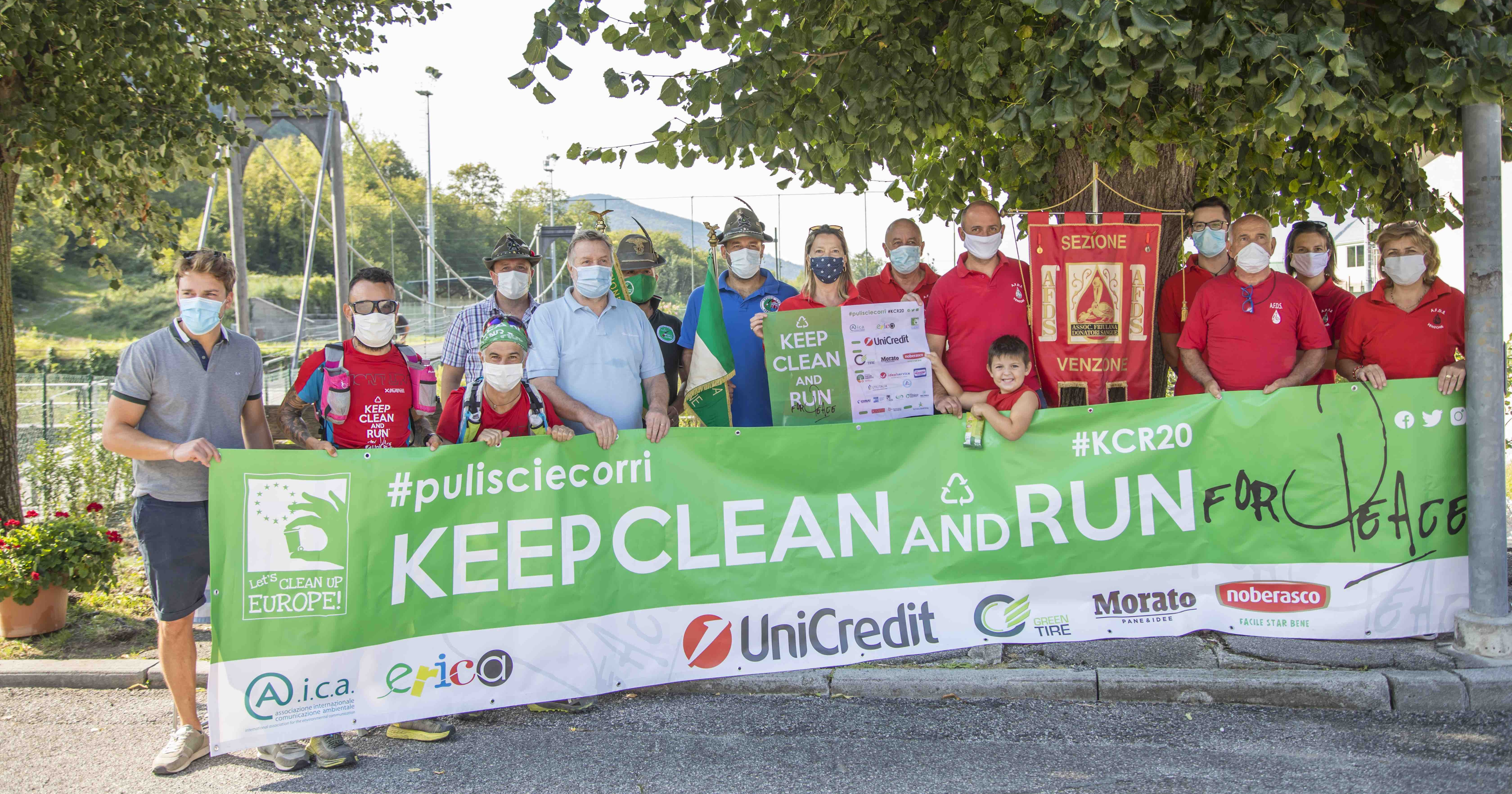 Keep Clean And Run for Peace il docufilm-AICA