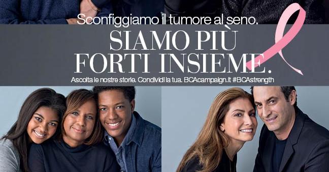 Nastro Rosa e Percorso Azzurro-LILT Bologna