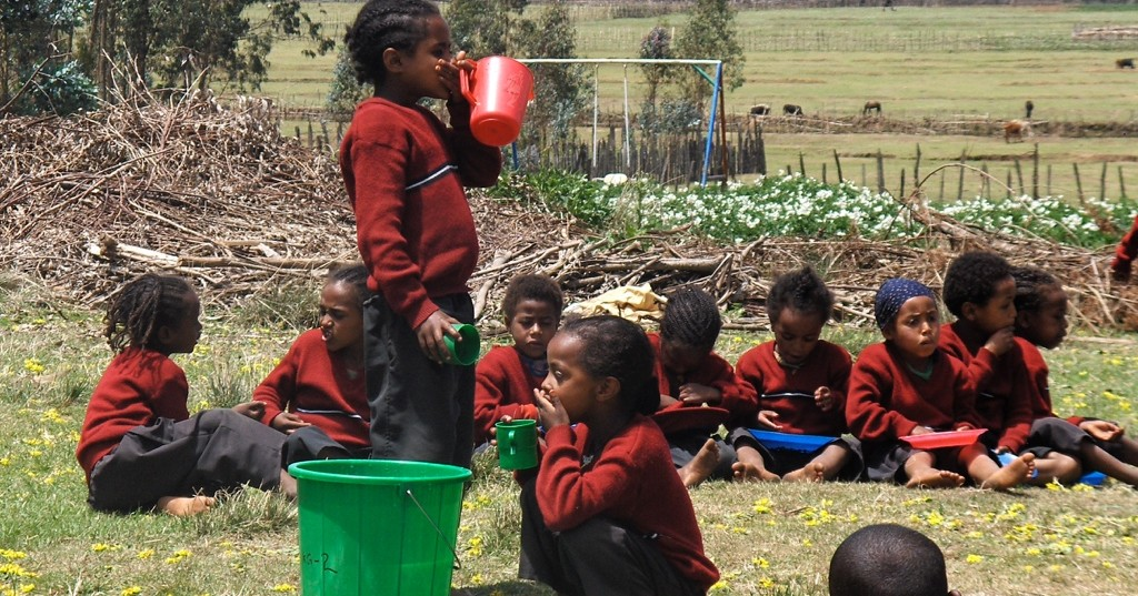 EMERGENZA ACQUA A ZIZENCHO-ETIOPIA-BINARIO PER L'AFRICA