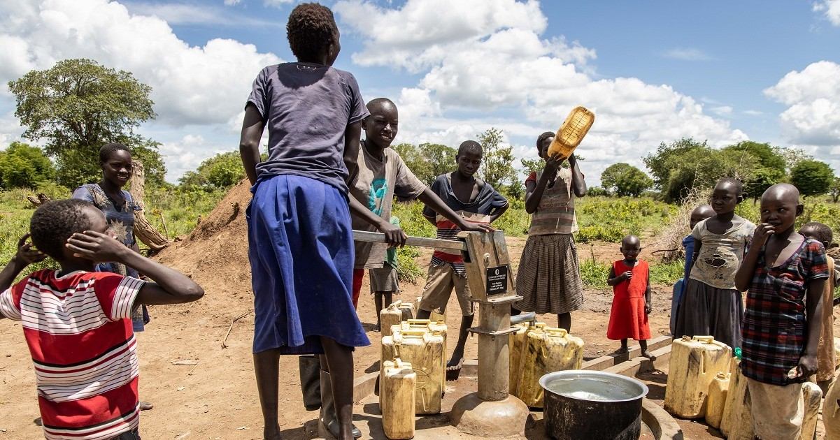 Run for Water, Run for Life 2021-Africa Mission