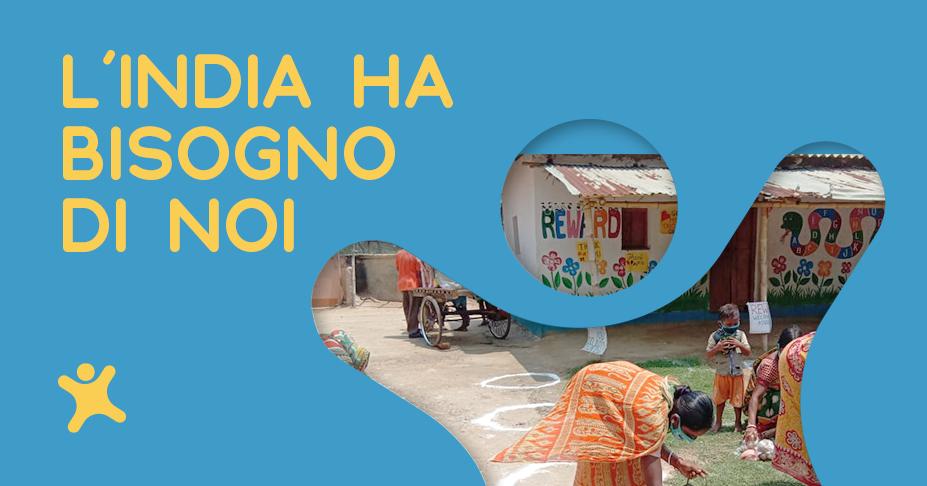 L'India ha bisogno di noi-Missione Calcutta