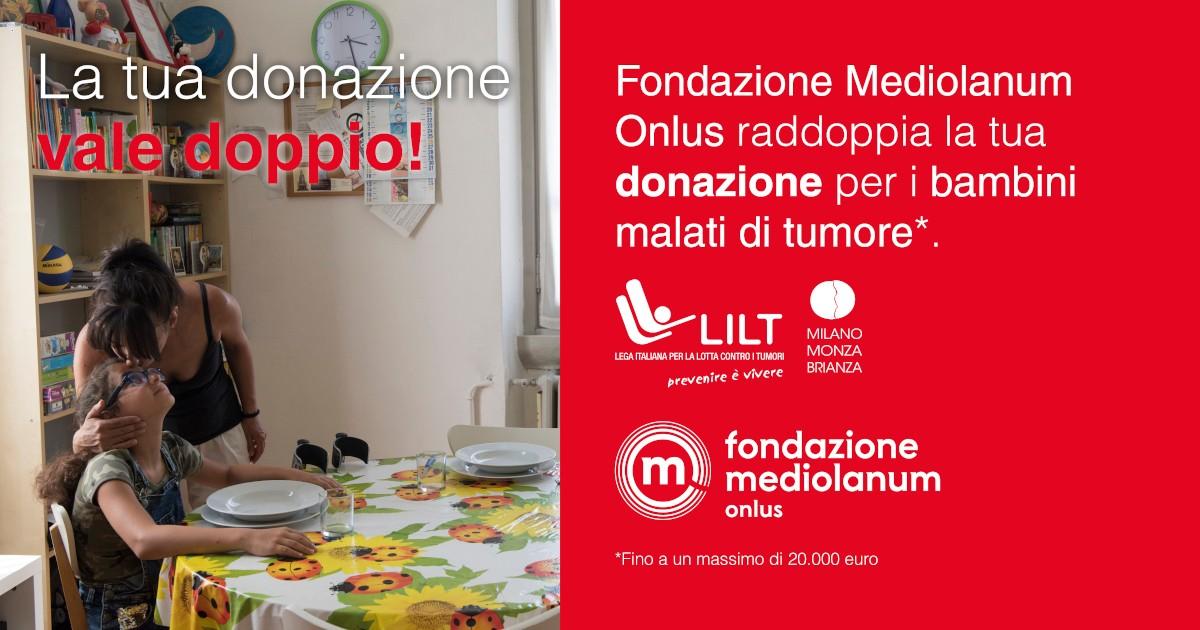 Una nuova Casa per i bambini malati-LILT Milano Monza Brianza