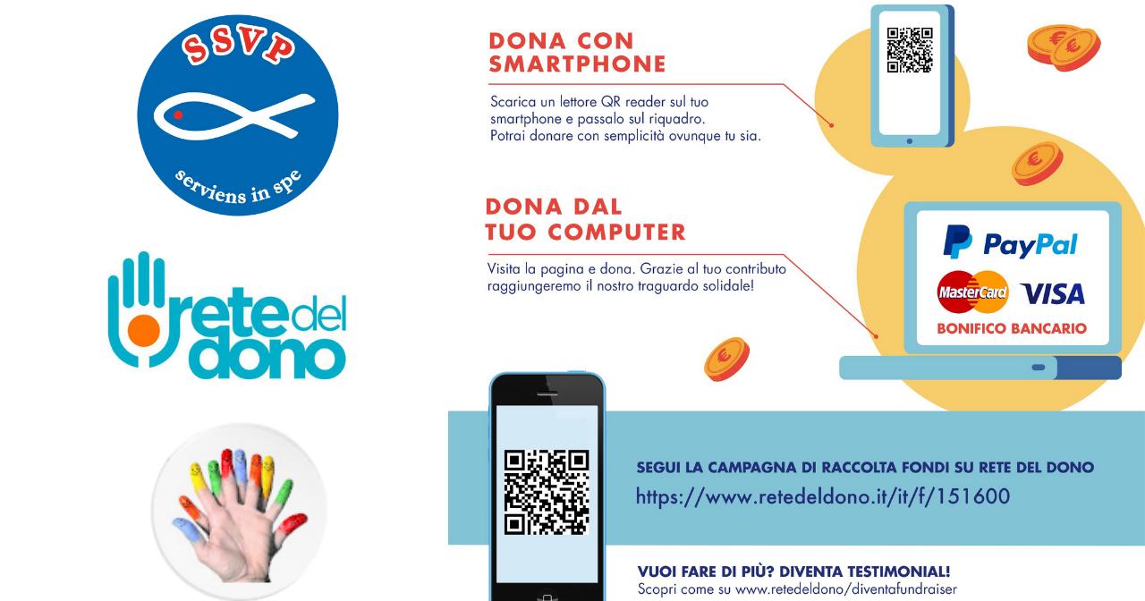 Con il tuo aiuto impariamo a cucinare-FedNaz Società di San Vincenzo De Paoli