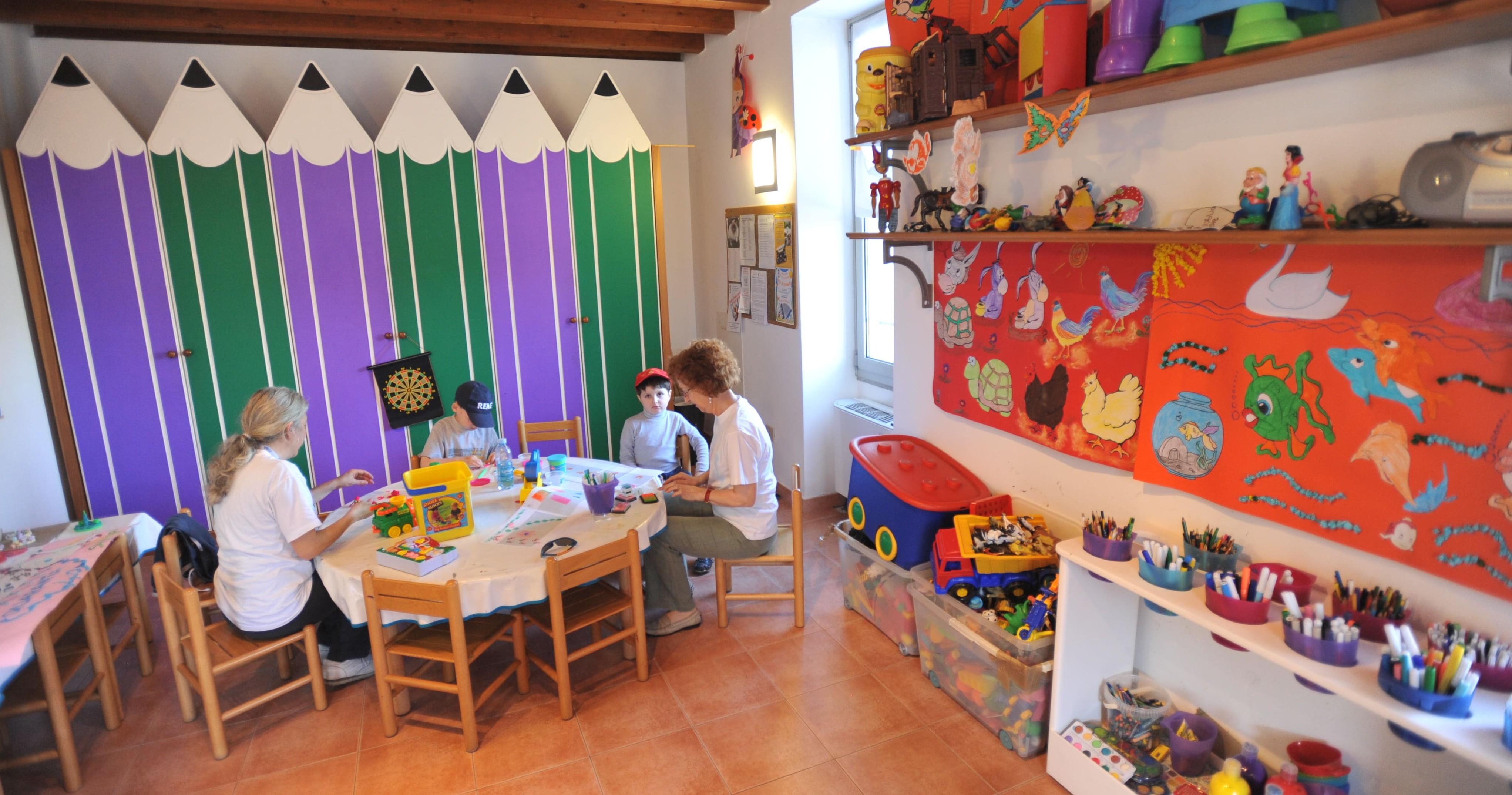 Una casa per i nostri bambini-Comitato Maria Letizia Verga