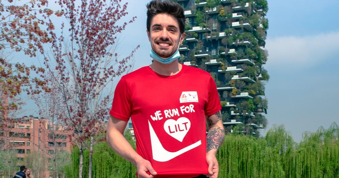 #RUNFORLILT per il progetto Take me home-LILT Milano Monza Brianza