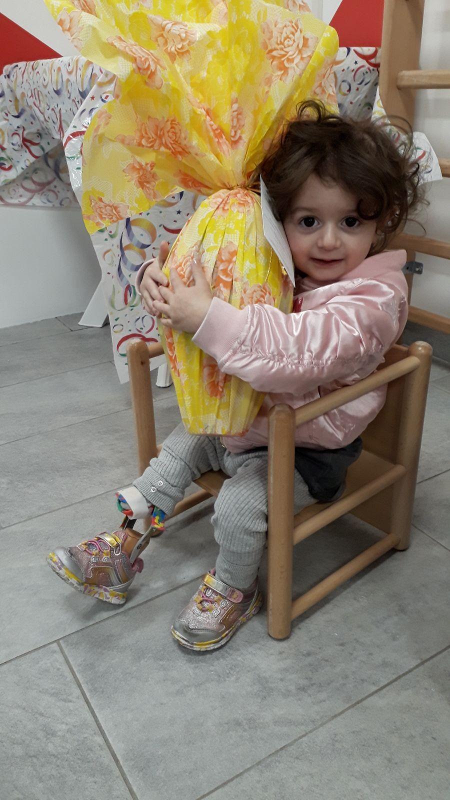 Dona una speranza alla piccola Nicole-ACMA ONLUS