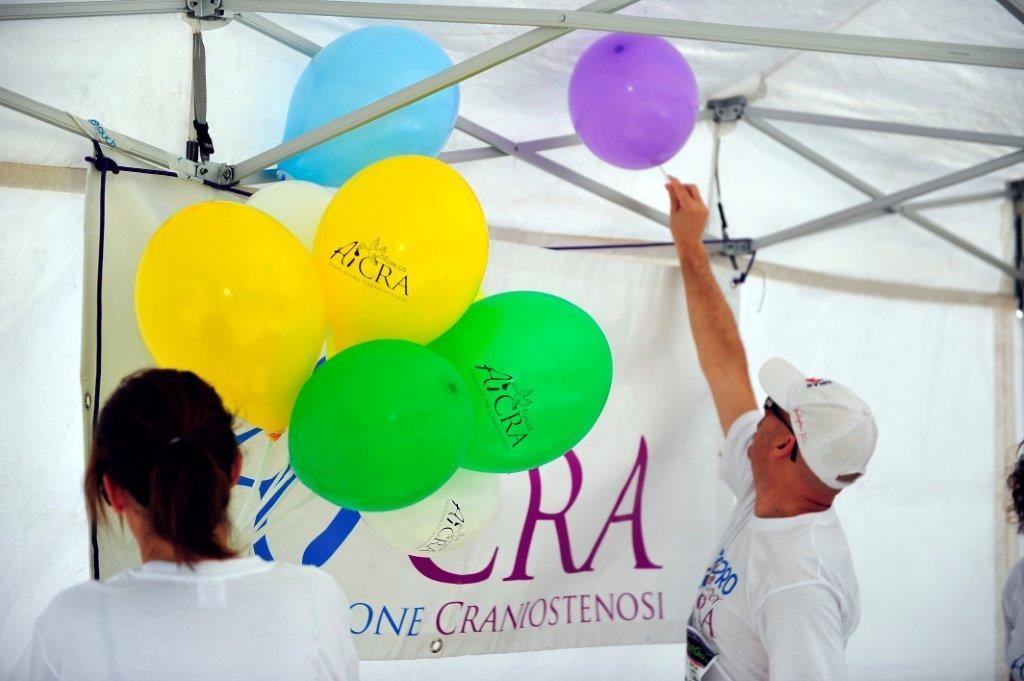 Milano Marathon AiCRA Stand