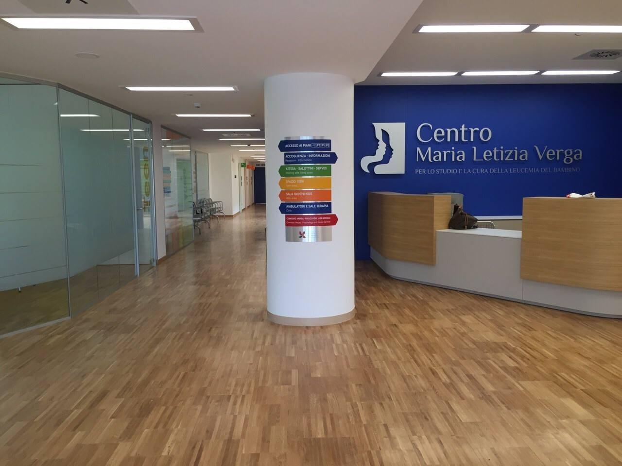 Centro Maria Letizia Verga-Comitato Maria Letizia Verga