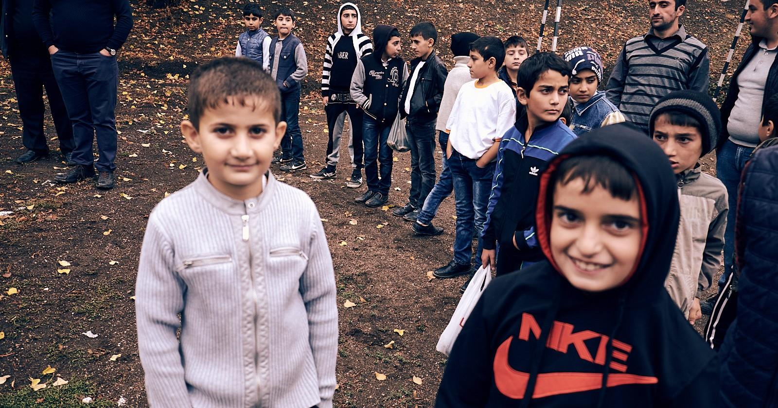 I Bambini di Choratan-Nairi Onlus
