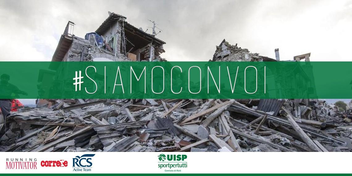 Emergenza Terremoto centro Italia-UISP - Comitato Territoriale di Rieti