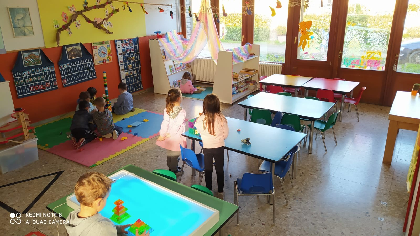 #Assiemeperl'Infanzia-Scuola dell'Infanzia