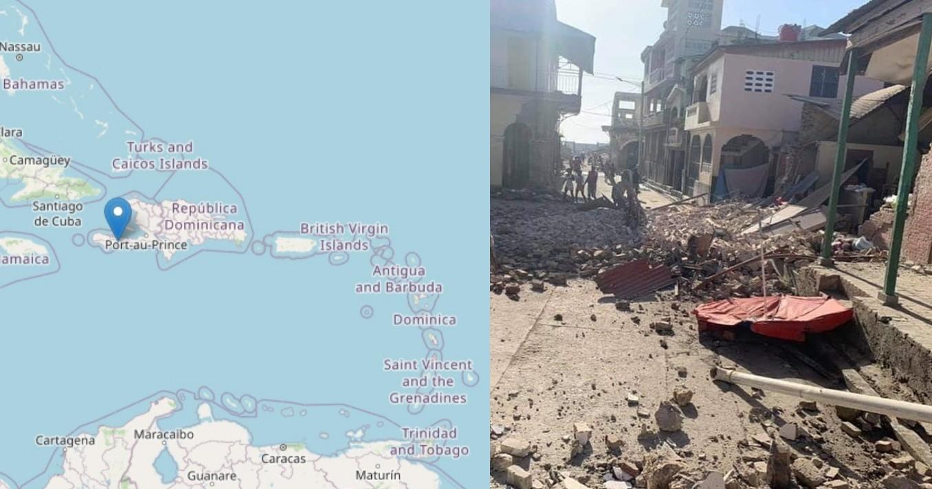 MISERICORDIE per Emergenza Sisma HAITI -Misericordie d'Italia