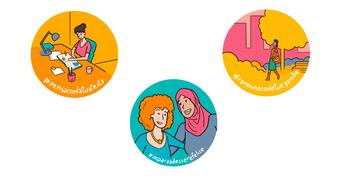 EQUALYD  Empowerment femminile-MyPEOPLEcare Associazione