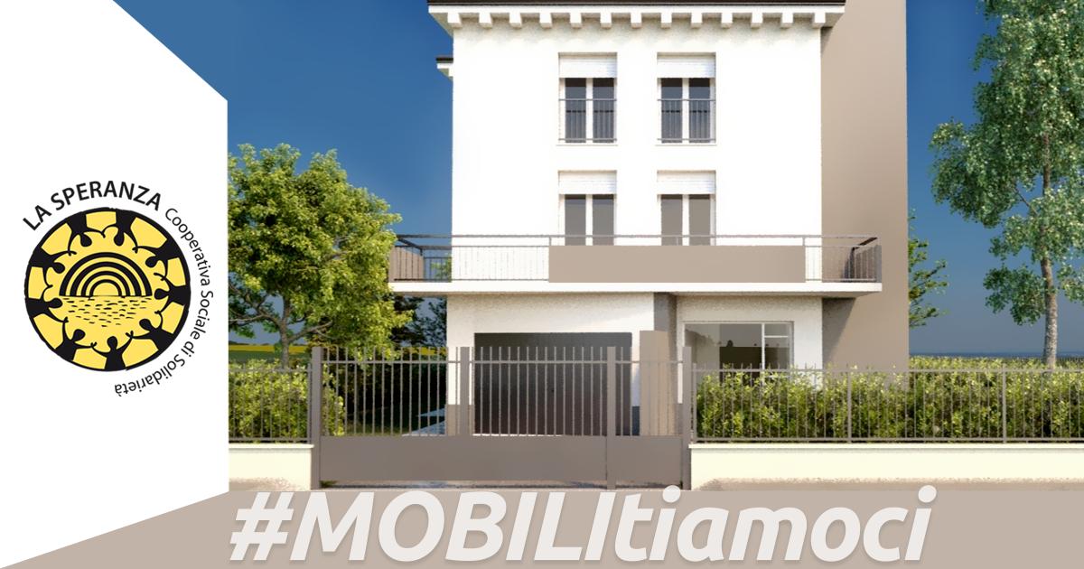 #MOBILItiamoci per CASA DELLA SPERANZA-AMICI DELLA SPERANZA