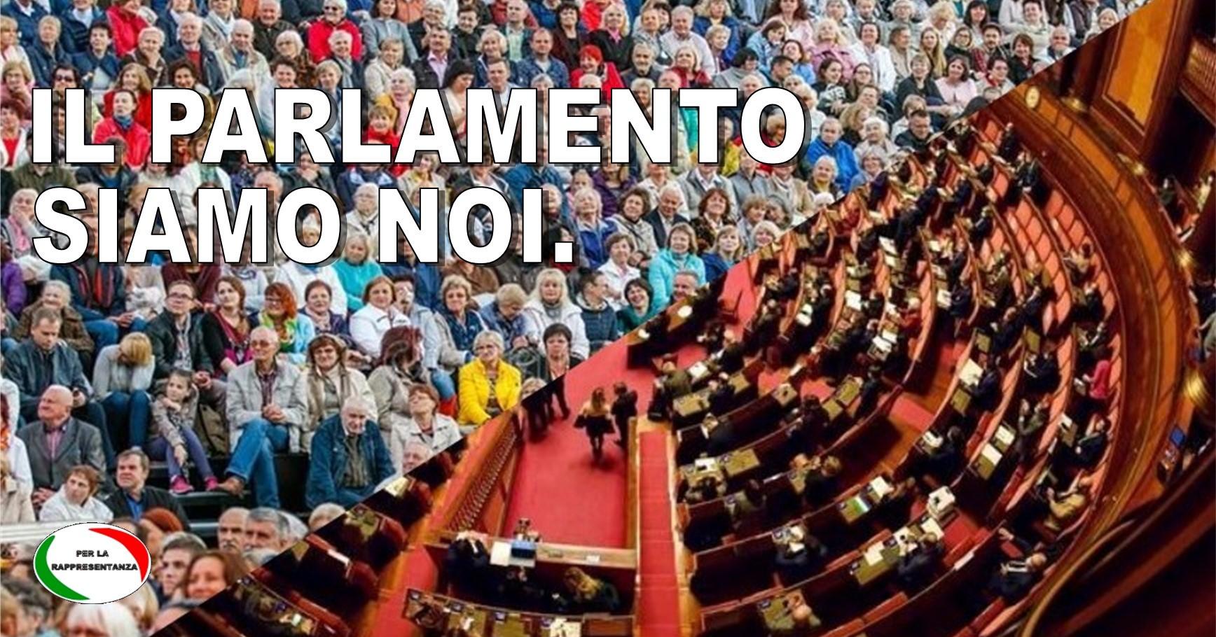 Basta leggi elettorali incostituzionali!-Per la Rappresentanza