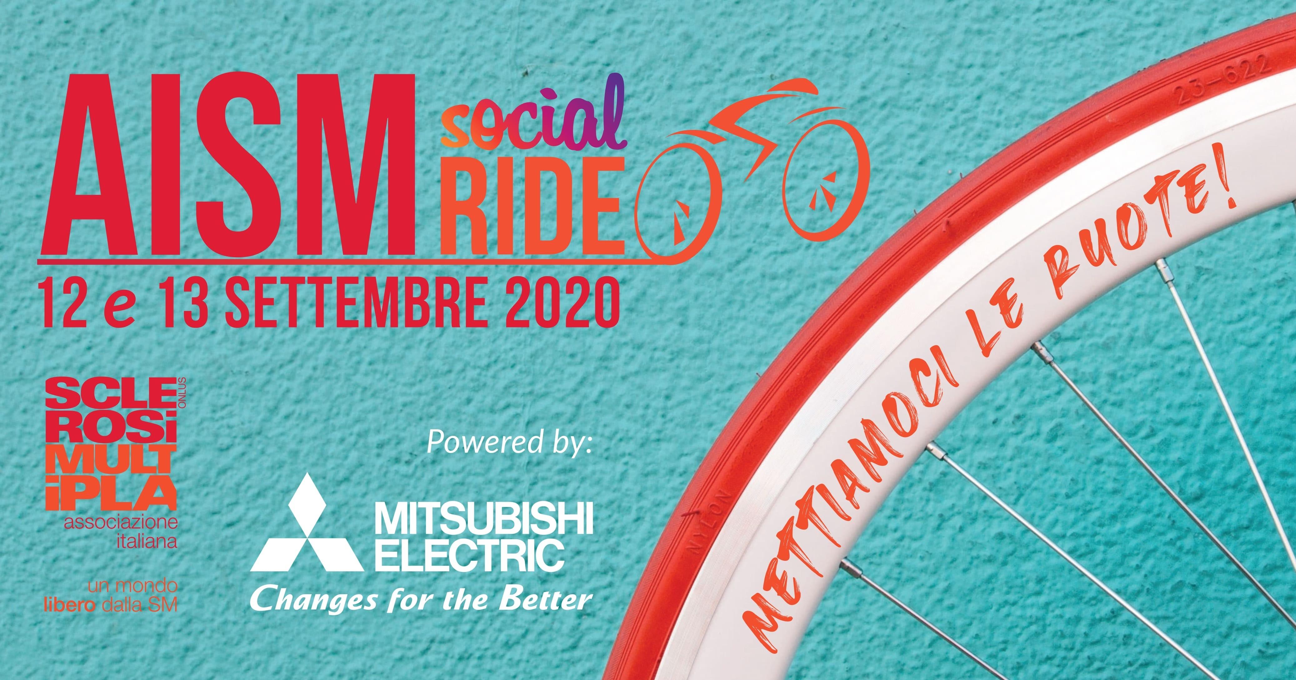 AISM SOCIAL RIDE -AISM - Sezione di Milano