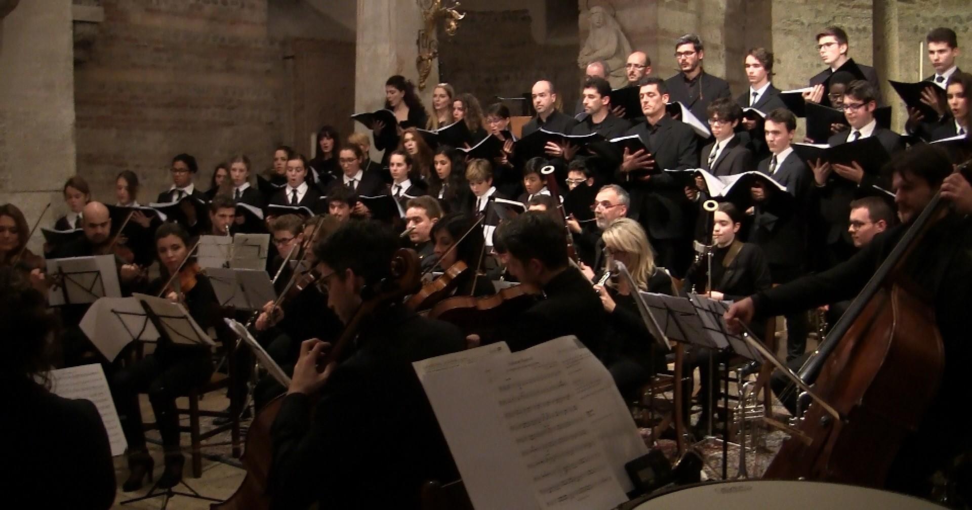 Concerto per i 1600 anni di Venezia-coro