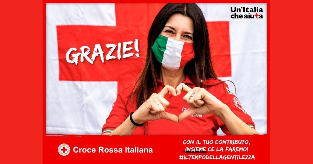 CRI - Emergenza Coronavirus-Croce Rossa Italiana