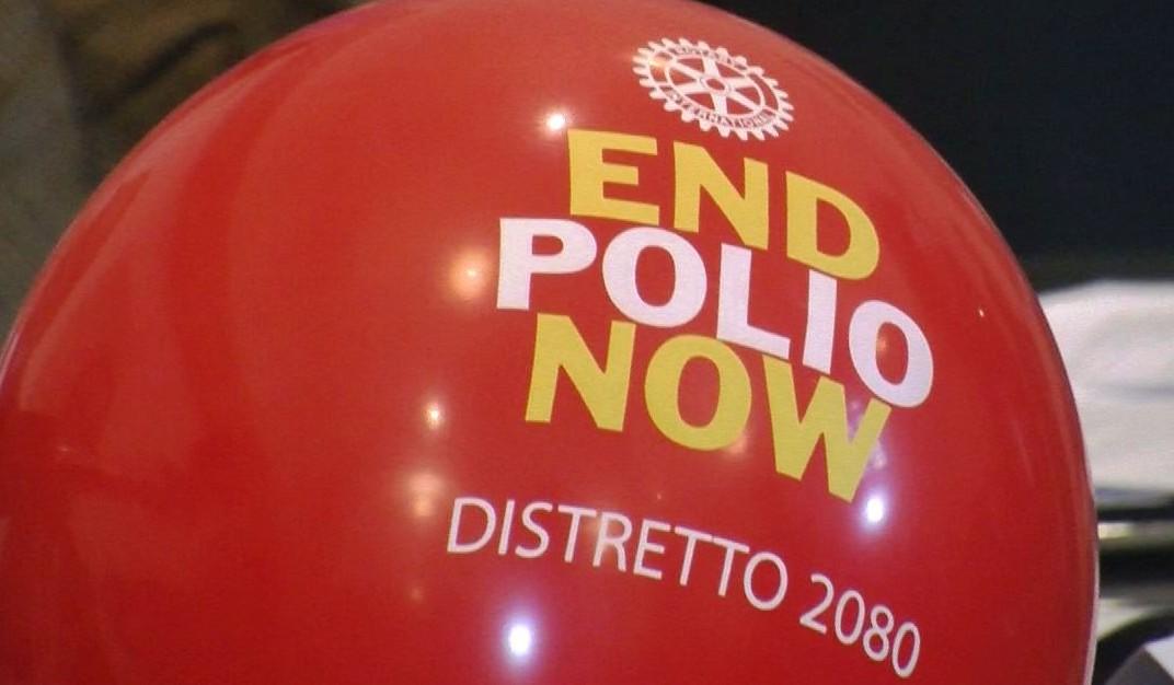 RUN FOR POLIO 2018-ROTARY DISTRETTO 2080-Rotary International Distretto 2080
