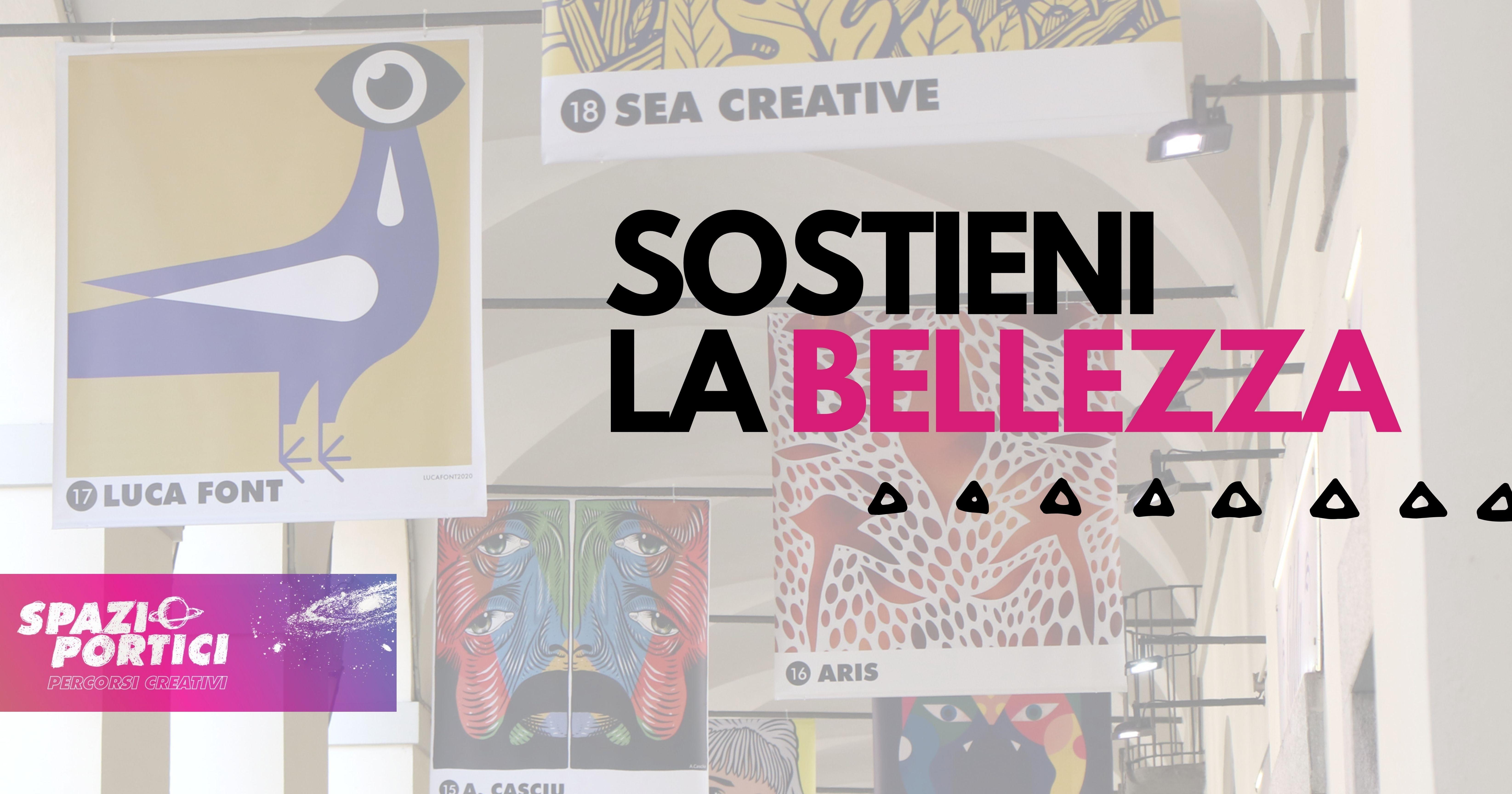 Spazio Portici - Percorsi Creativi-Fondazione Contrada Torino