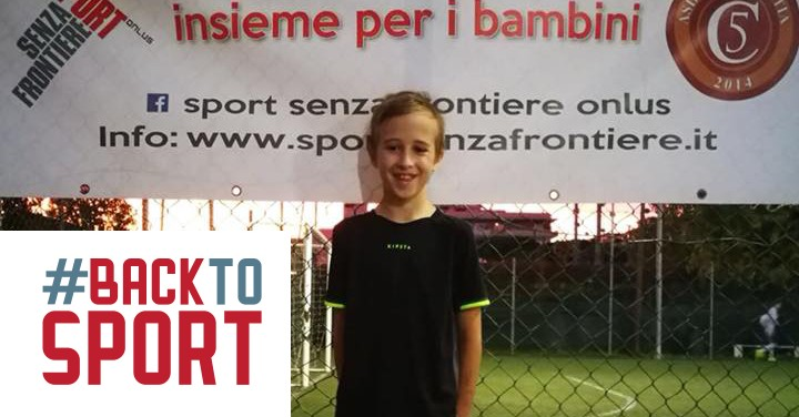 Back To Sport-Sport Senza Frontiere