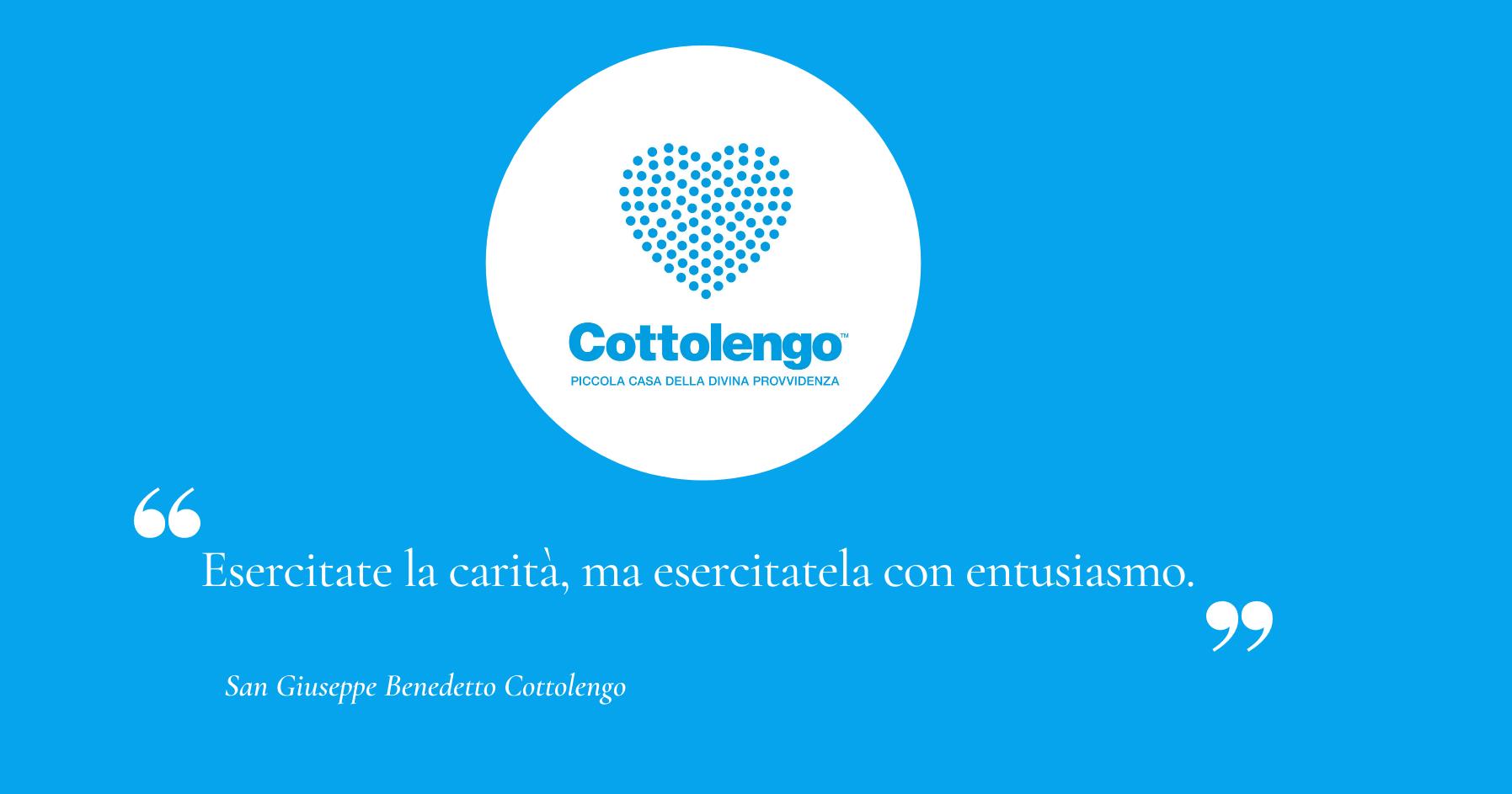 30 Better - 30 Buoni motivi per donare-Fondazione Cottolengo Onlus