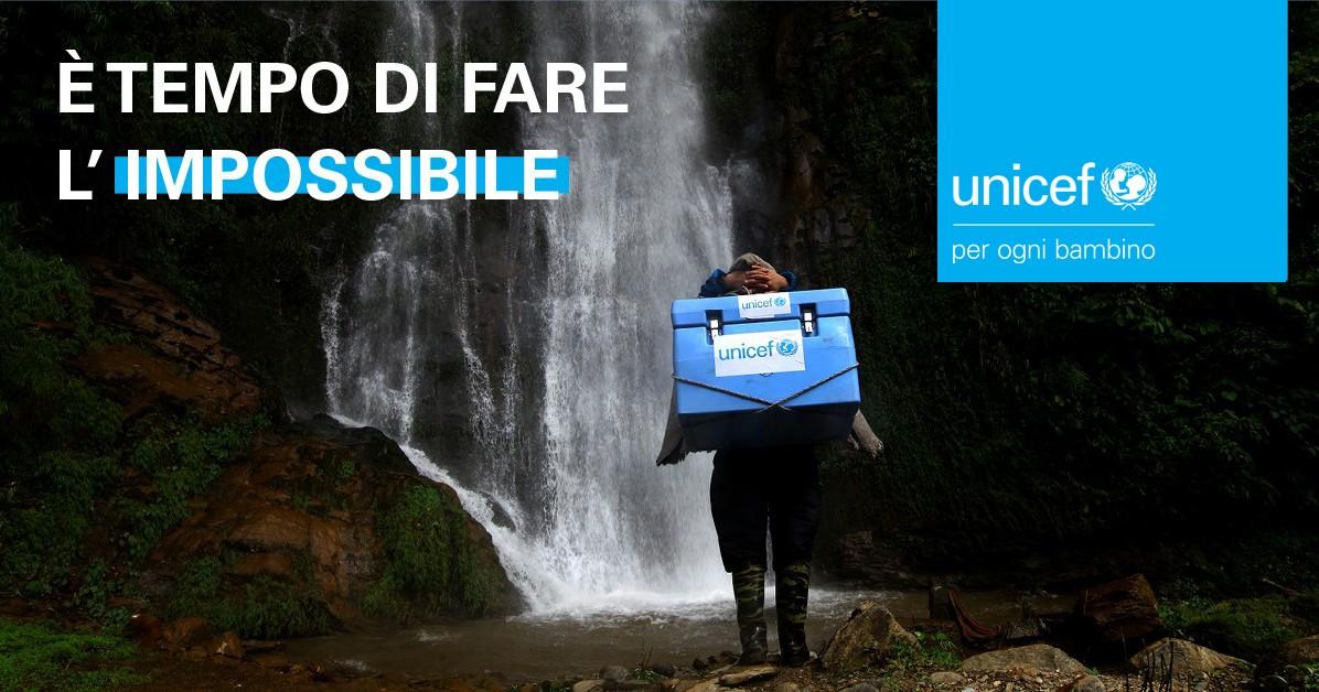 UNICEF Un Vaccino anti Covid19 per tutti-UNICEF Italia