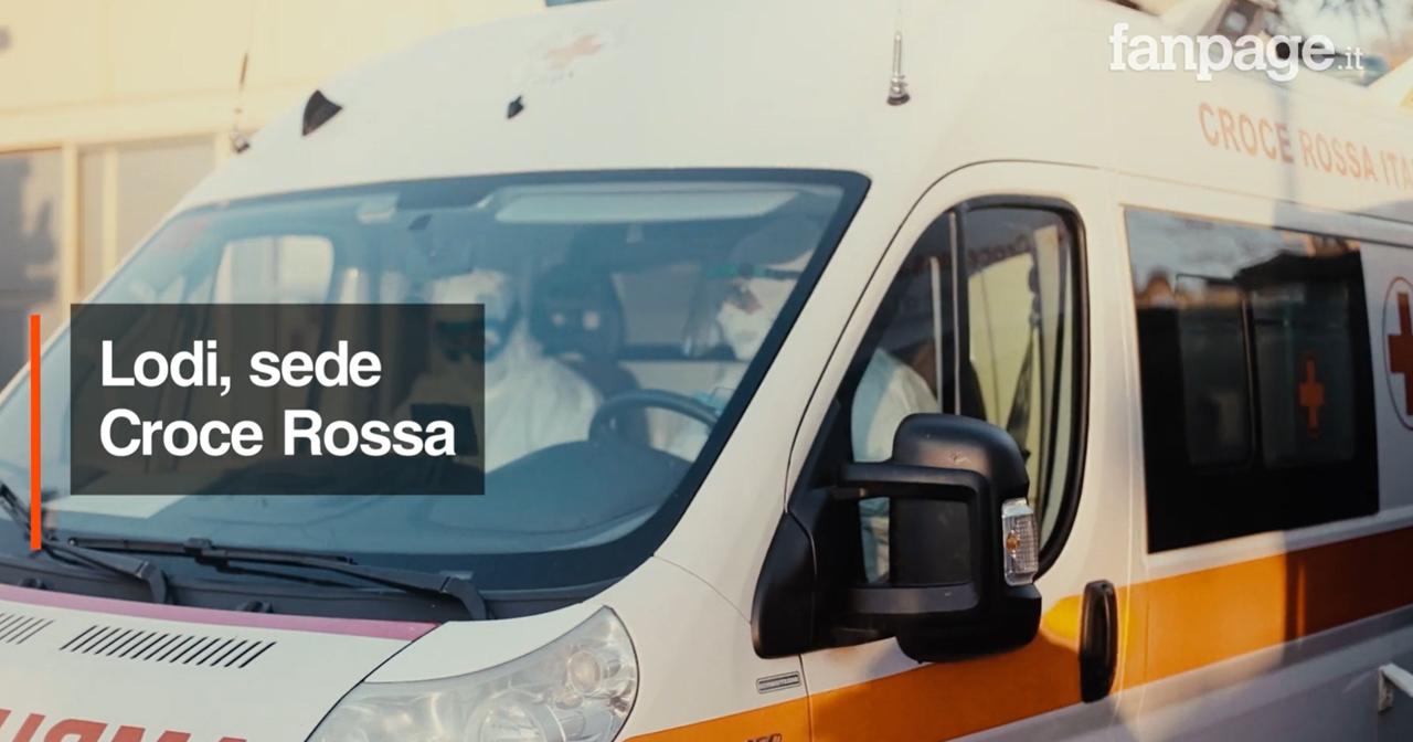 SUPPORTA CROCE ROSSA LODI - COVID19-Croce Rossa Italiana - Comitato di Lodi