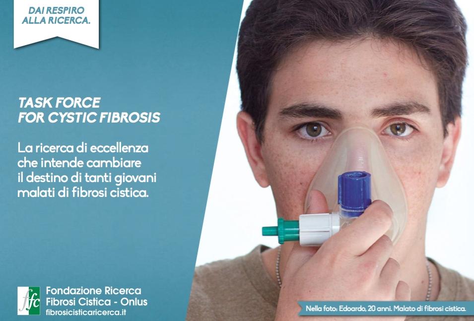 Dai respiro alla ricerca-Fondazione Ricerca Fibrosi Cistica