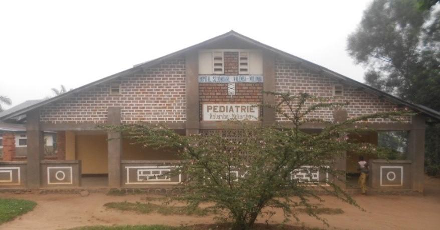 Centro Ospedaliero a Kananga (CONGO)-A.I.S. Seguimi onlus