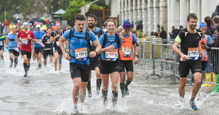 #oggicorroperAIRC Venice Marathon 2021-Fondazione AIRC
