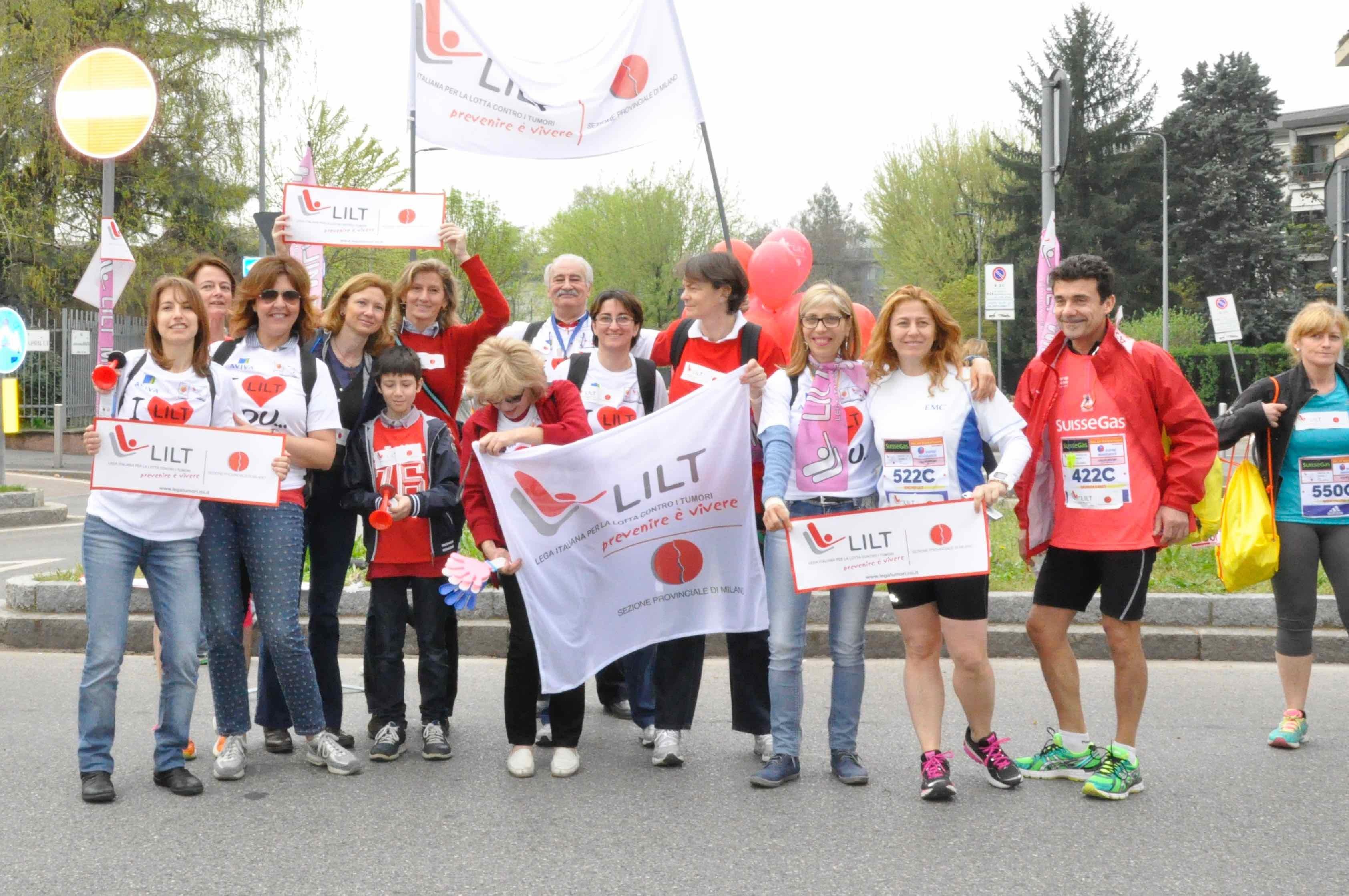 Corri per le Case Accoglienza LILT-LILT Milano