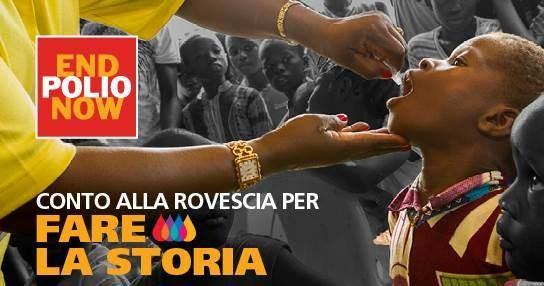 ROTARY 2080 RUN FOR ENDPOLIO 2020-21  -Rotary International Distretto 2080
