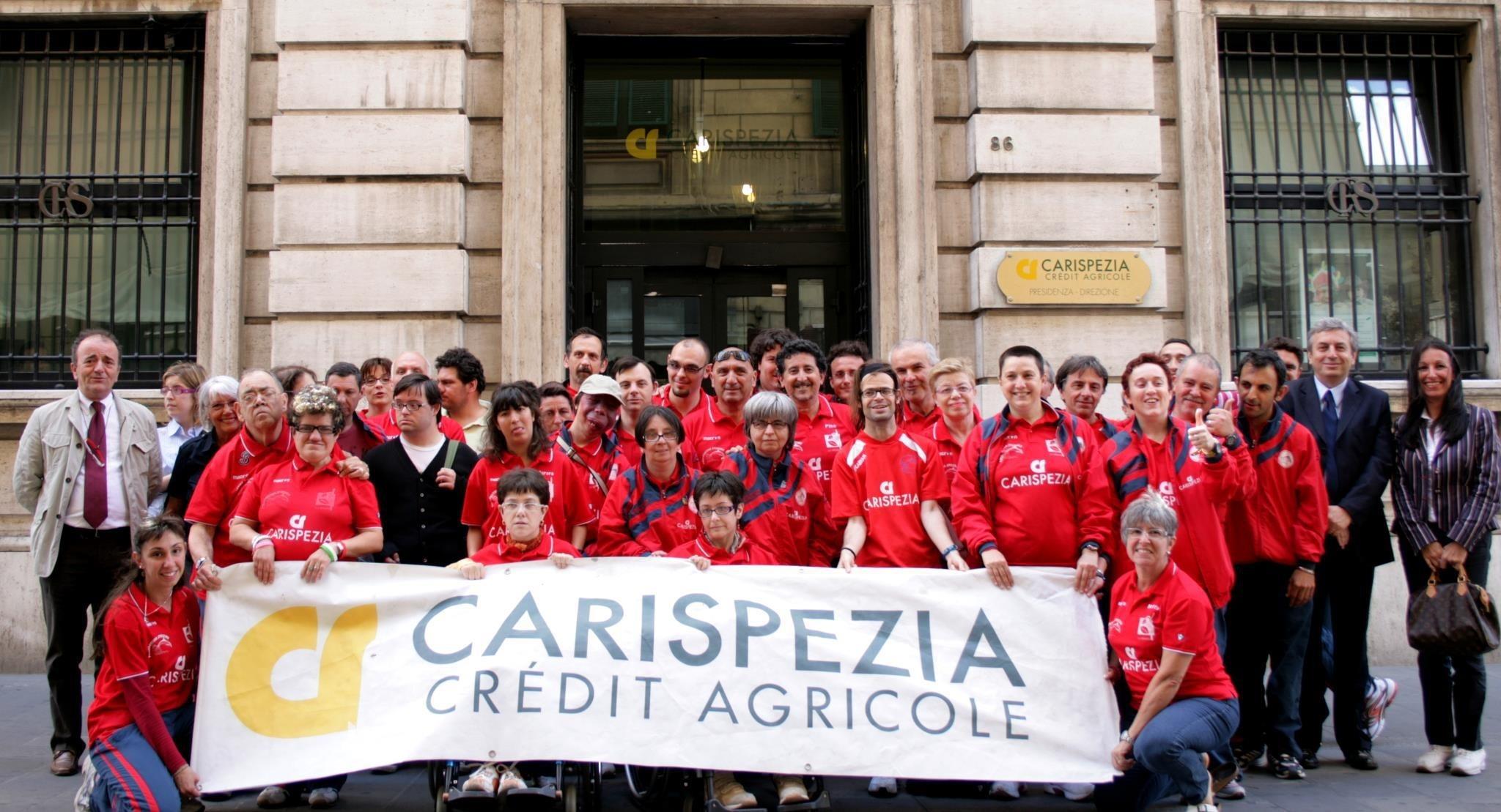 Anch'io per voi: sostegno alle attività del Centro Anffas La Spezia-Anffas Onlus La Spezia