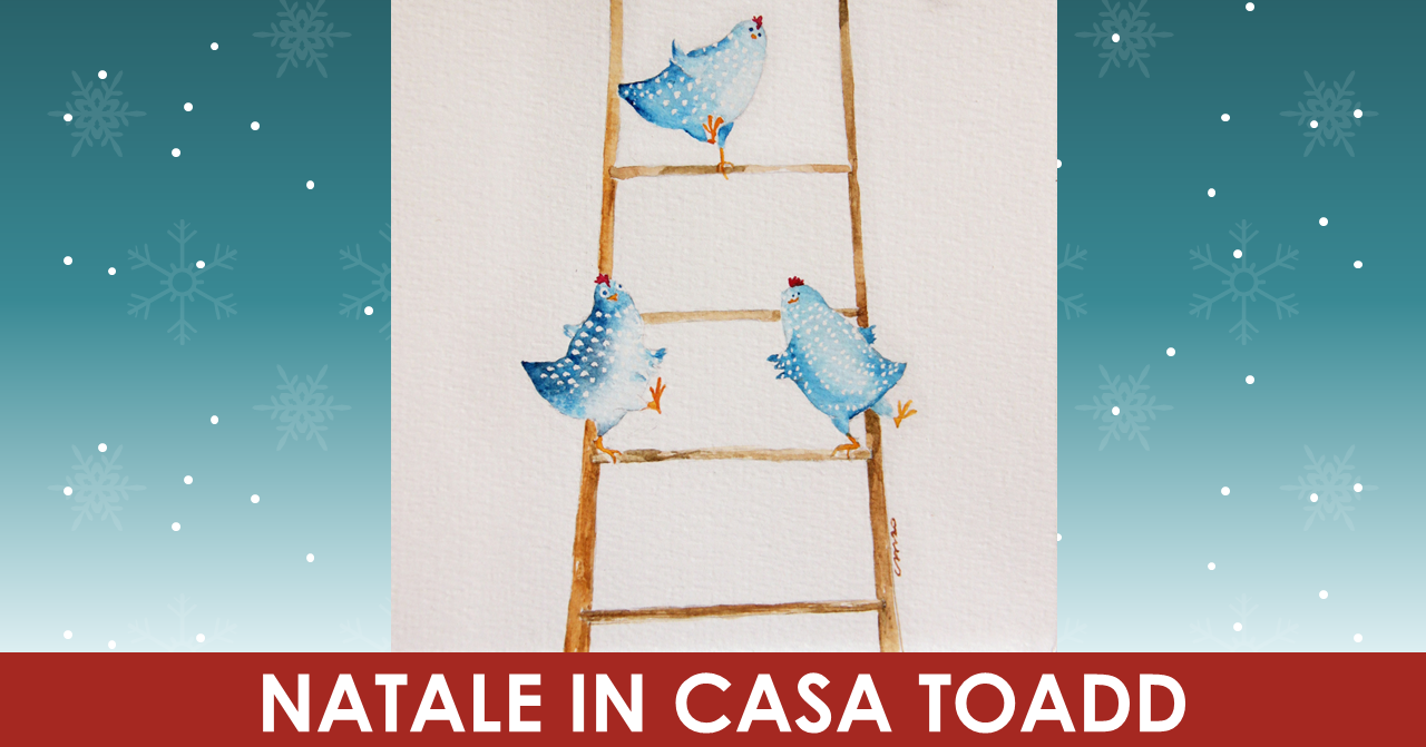 NATALE IN CASA TOADD-TOADD Onlus