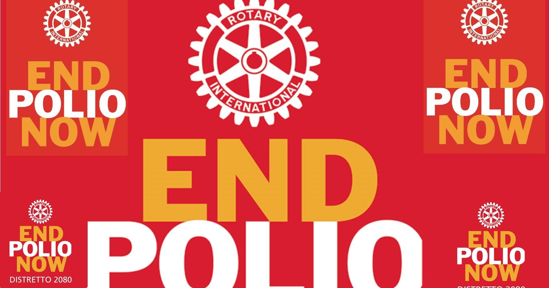 RunForPolio 2021 - Rotary Distretto 2080-Rotary International Distretto 2080