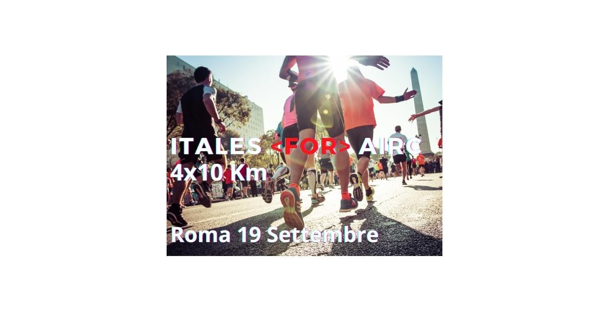 ITALES for AIRC Challenge-Italo Nuovo Trasporto Viaggiatori SpA