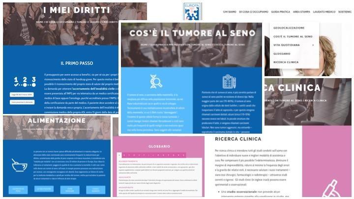 Rete del Dono - La guida pratica del tumore al seno