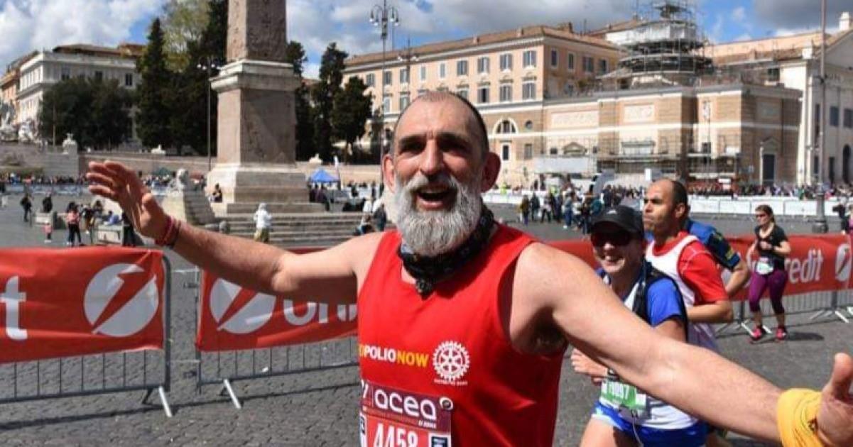 Marco per RC Roma Giulio Cesare-Marco Loffredo