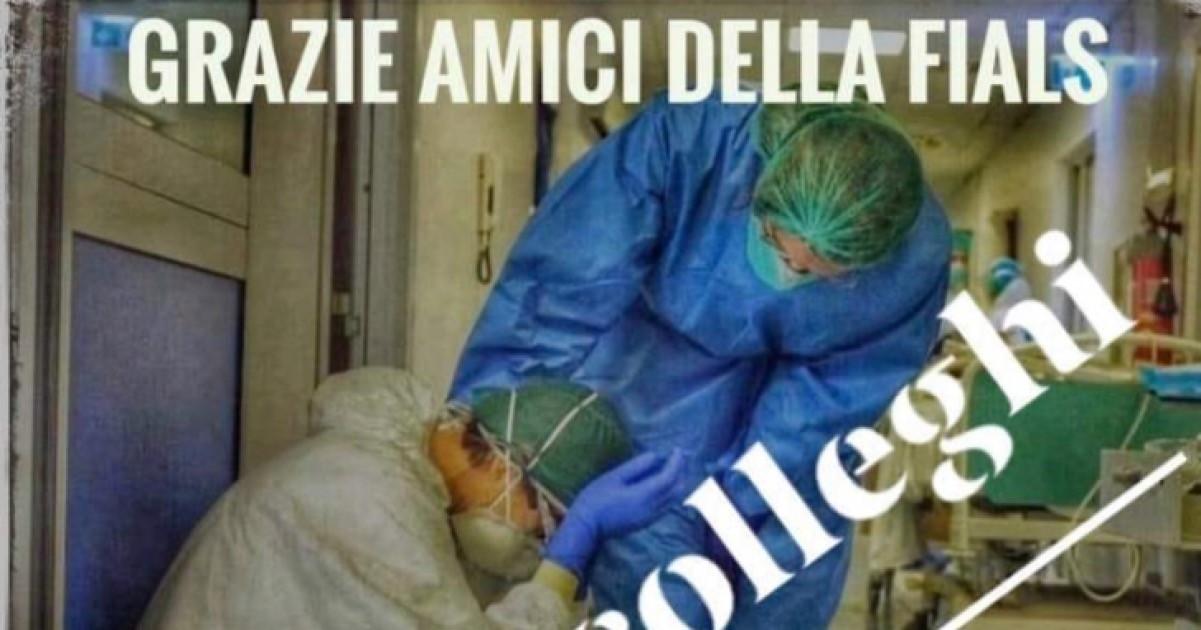 Fials piacenza per il nostro ospedale-Claudio Calcanti