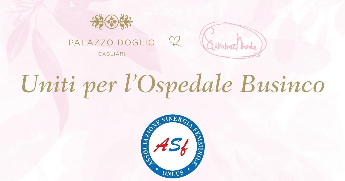 Un mammografo per l'Ospedale Businco-Summer Mode e Palazzo Doglio