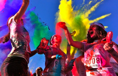 un mondo colorato!